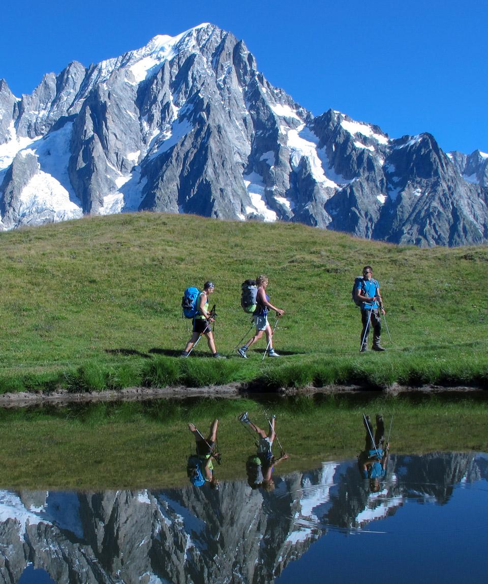 English Week End  - Guide Trek Alps - Viaggi Natura nel Mondo