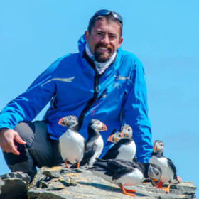 Davide D'Accunto - Guide Trek Alps - Viaggi Natura nel Mondo