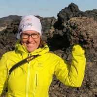 Enrica Fantini - Guide Trek Alps - Viaggi natura nel mondo