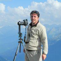 Jerome Jeanne - Guide Trek Alps - Viaggi natura nel Mondo