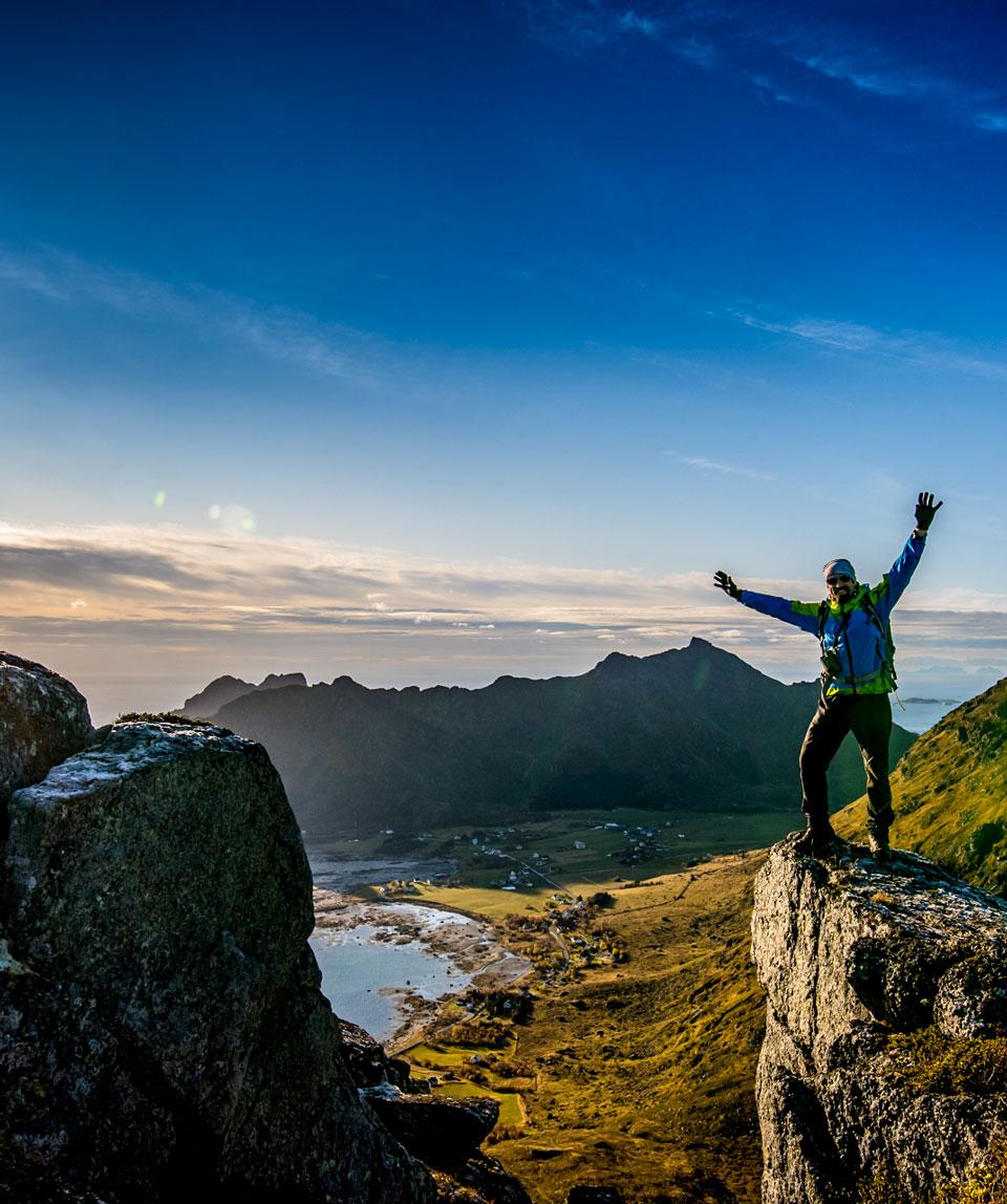 Norvegia - Guide Trek Alps - Viaggi Natura nel mondo