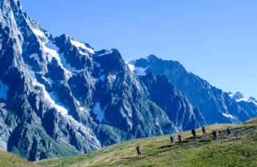 Viaggio dalle Alpi al Mare - Guide Trek Alps - Viaggi Natura nel Mondo