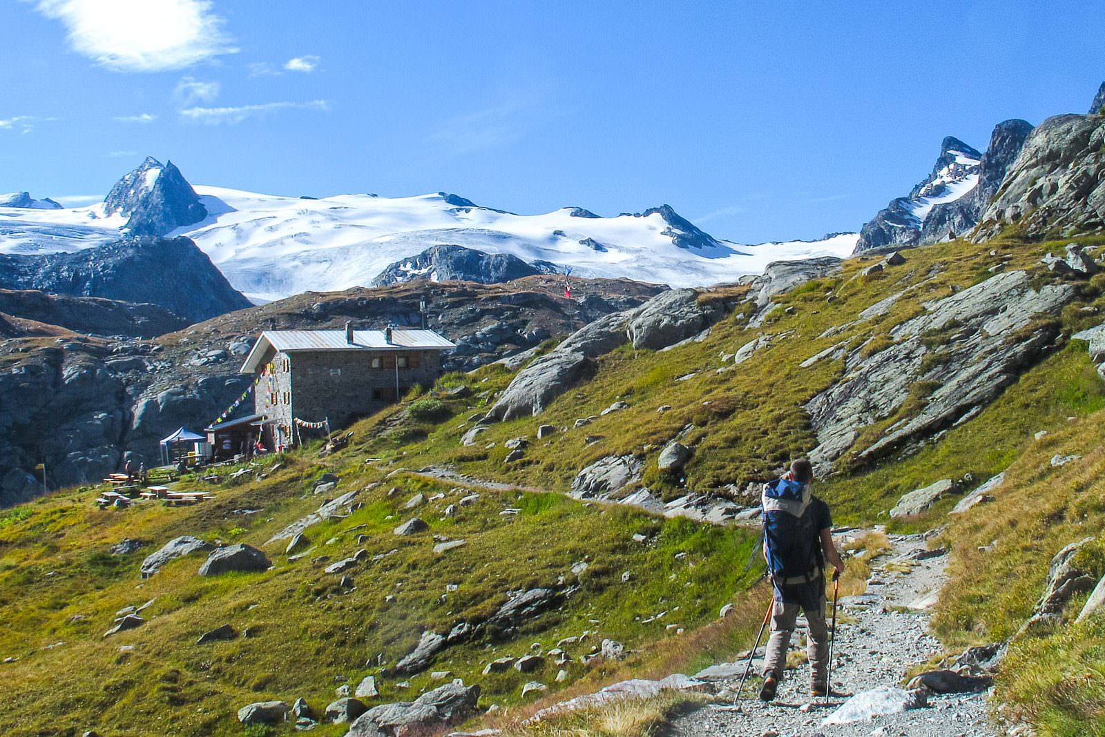Italian Alps - Guide Trek Alps - Viaggi Natura nel Mondo