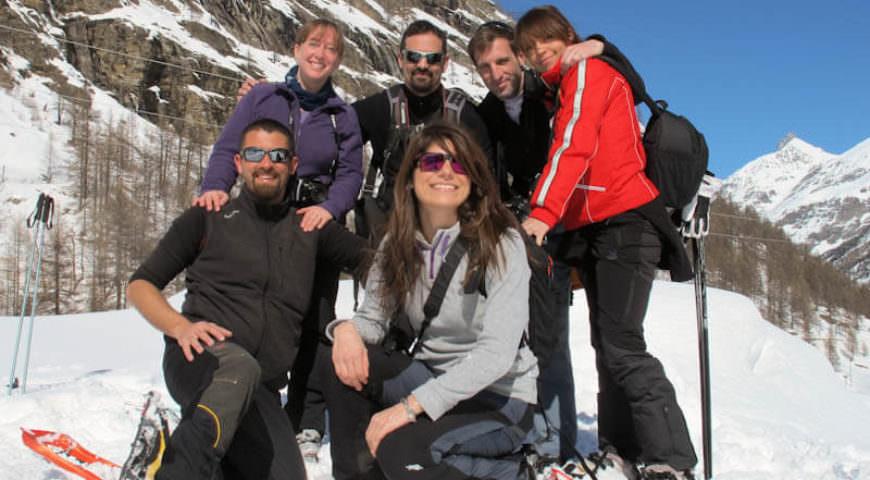 Jen Jenna - Italia- Guide Trek Alps - Viaggi Natura nel Mondo