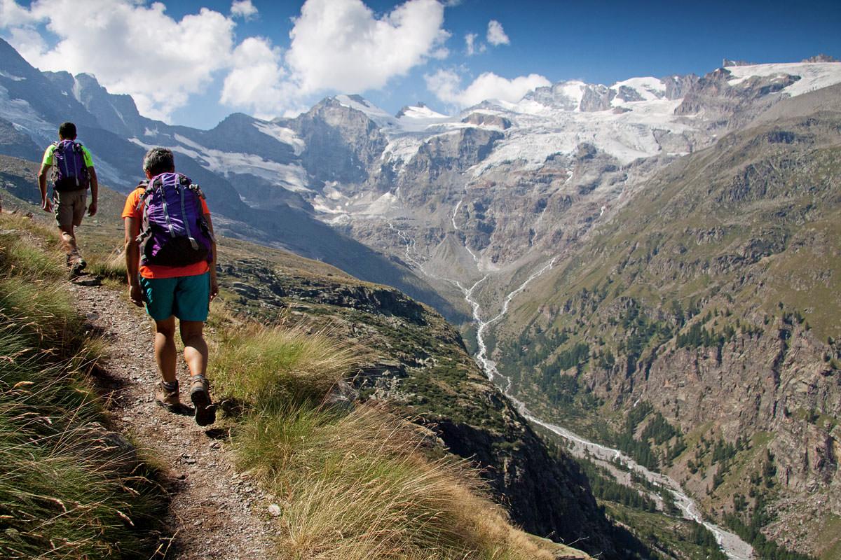 Gran Paradiso National Park- Guide Trek Alps - Viaggi Natura nel Mondo