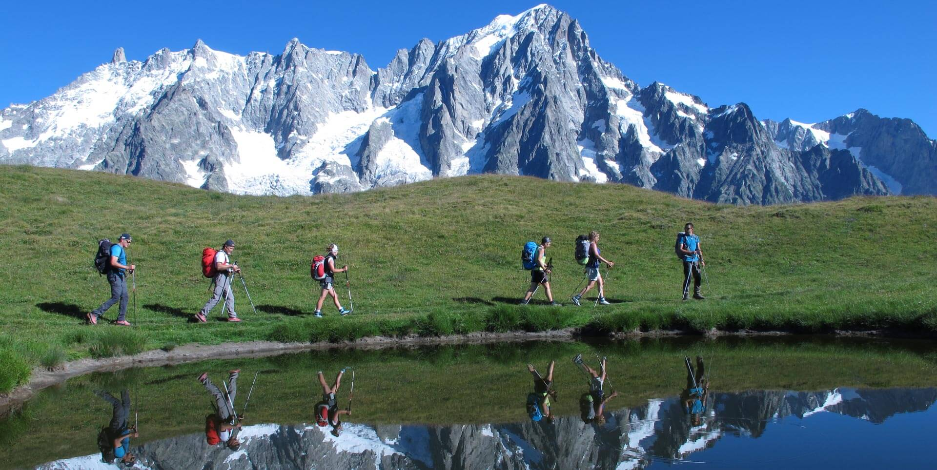 Trekking in Valle d\\\\\\\\\\\\\\\'Aosta - Guide Trek Alps - Viaggi Natura nel Mondo