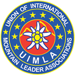 Logo UIMLA - Guide Trek Alps - Viaggi Natura nel Mondo