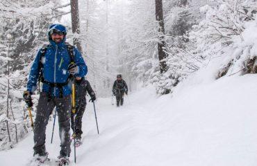 Ciaspolata in Paradiso - Guide Trek Alps Viaggi Natura nel Mondo