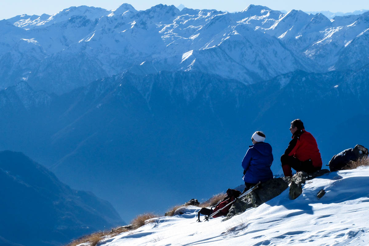 Refugio Bertone - Guide Trek Alps - Viaggi natura nel mondo