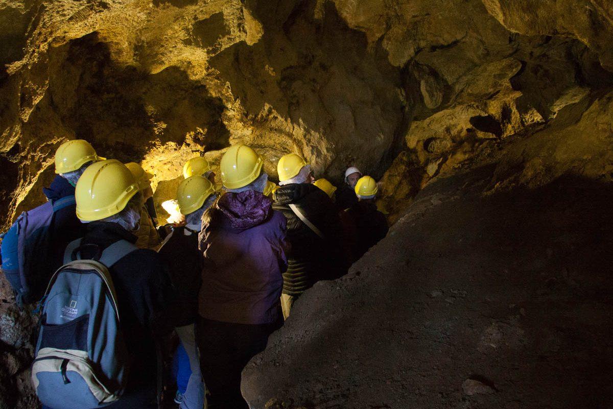 In Miniera con l'inglese - Guide Trek Alps - Viaggi in natura nel mondo