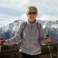 Patricia Brown - Guide Trek Alps - Viaggi natura nel Mondo