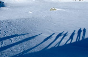 Snowshoes day - Alessia Sponton - Guide Trek Alps - Viaggi in Natura