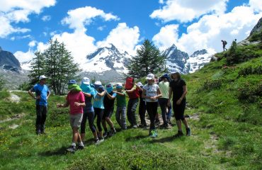 Trekking Through English - Guide Trek Alps - Viaggi in Natura