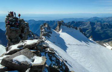In Cima al Gran Paradiso – Guide Trek Alps – Viaggi in Natura nel Mondo