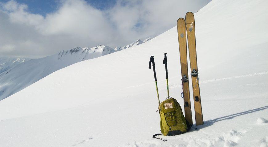 Sci alpinismo - Guide Trek Alps Viaggi Natura nel Mondo