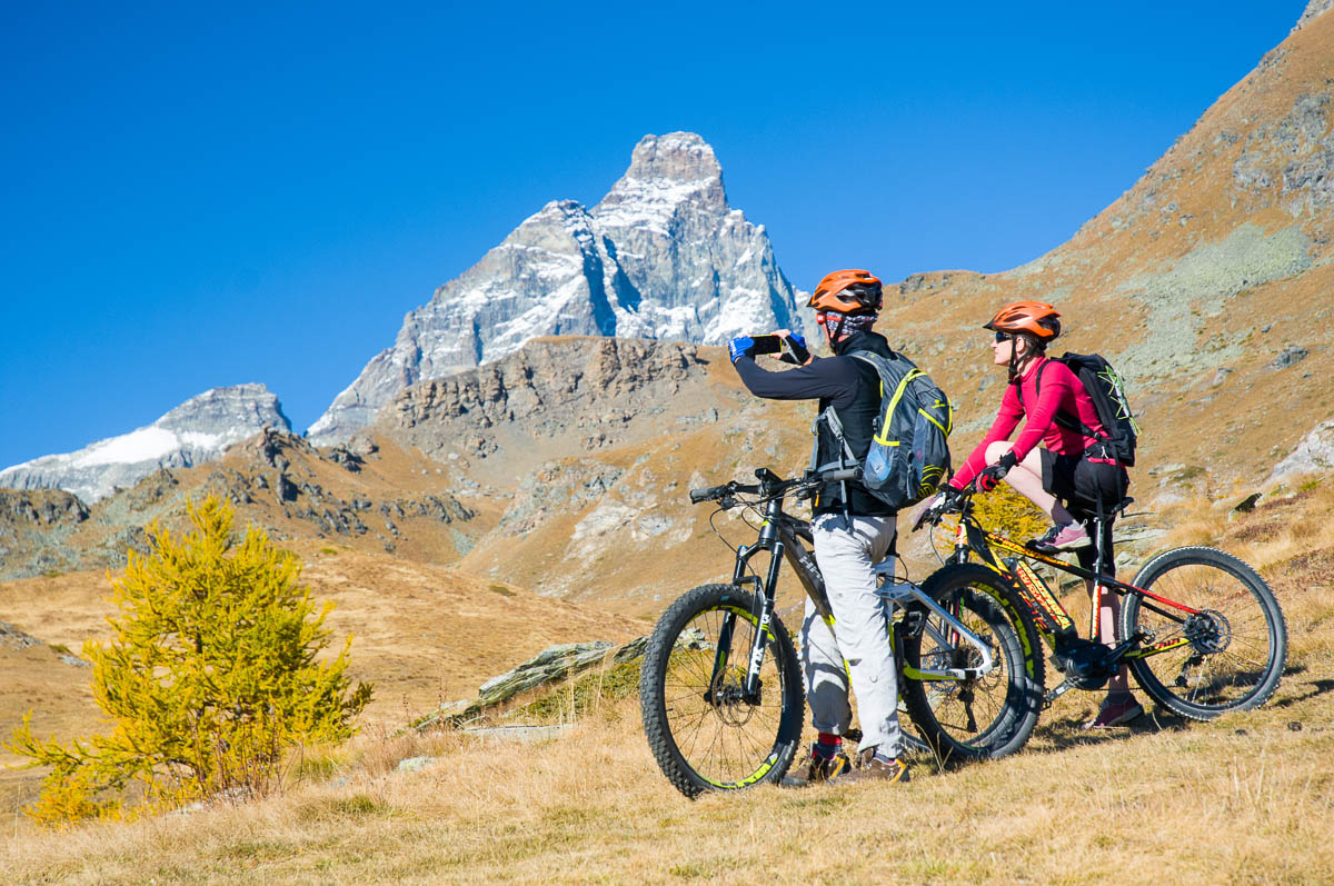 E-bike - Guide Trek Alps - Viaggi Natura in Mondo