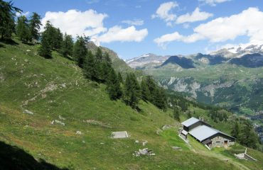 Short Trek in Cervino - Guide Trek Alps - Viaggi Natura in Mondo