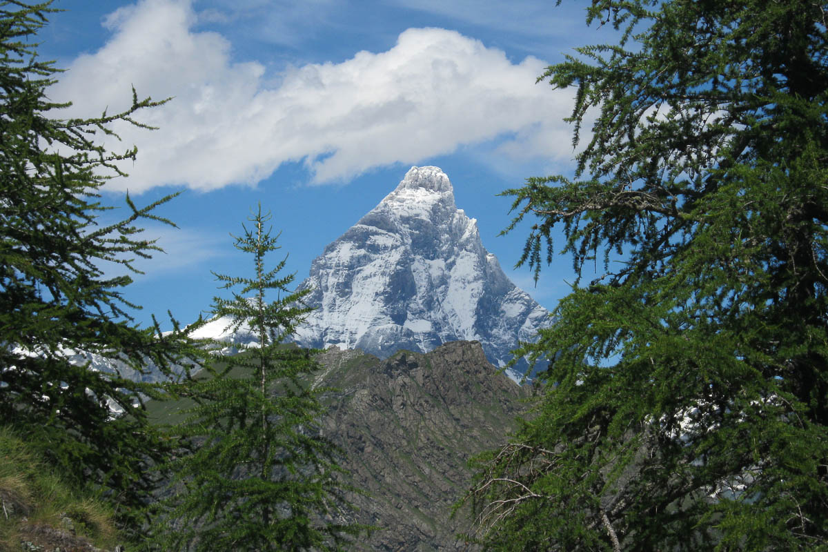 Short Trek Matterhorn - Guide Trek Alps - Viaggi Natura in mondo