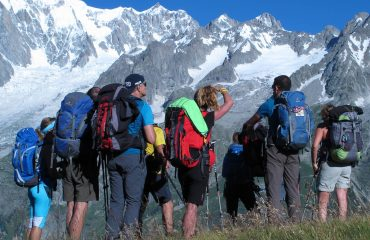 Short Trek del Gigante - Guide Trek Alps - Viaggi Natura in Mondo