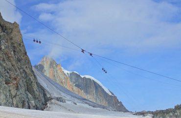 Passegiata sul Ghiacciaio - Percorsi Alpini - Viaggi natura nel mondo