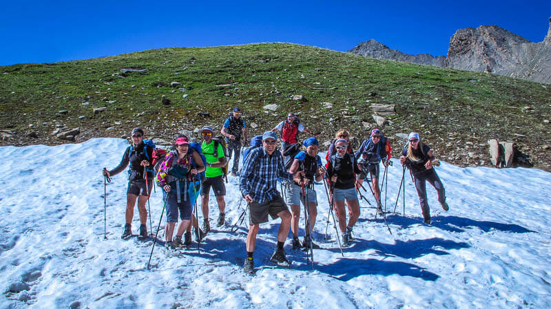 Servizio Trekking - Guide Trek Alps
