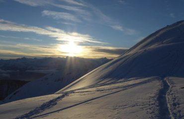 Ciaspolata in Alpeggio - Guide Trek Alps - Viaggi in Natura nel Mondo