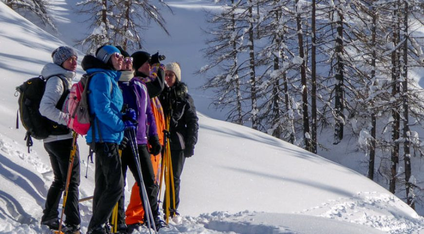 Lisa Lena Italia - Guide Trek Alps - Viaggi in Natura