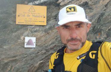 Enzo al Malatra 3T - Trail Trekking Tor - Guide Trek Alps - Tor des Geants