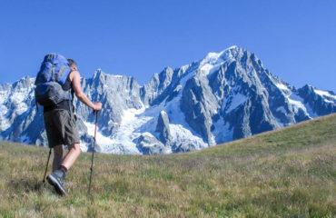 Trekking al piedi del Monte Bianco - - Guide Trek Alps - Viaggi in Natura nel Mondo