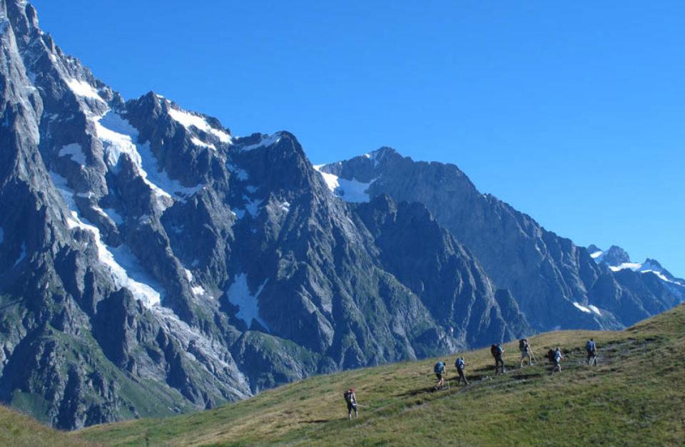 Trekking letterario ai piedi dei Gigante delli Alpi