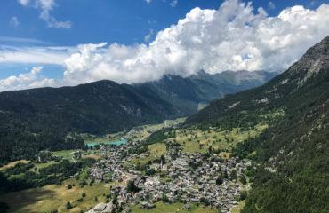 Caminando su l'oro - Guide Trek Alps - Viaggi in Natura nel Mondo