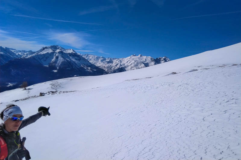 Ciaspolata letterario - Guide Trek Alps - Viaggi in Natura nel Mondo