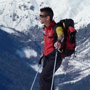 Domenico Imbimbo - Guide Trek Alps - Viaggi Natura in Mondo